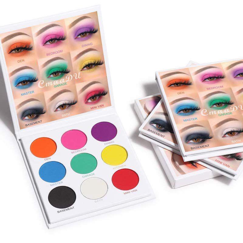 9 Colors Matte Eyeshadow Palette