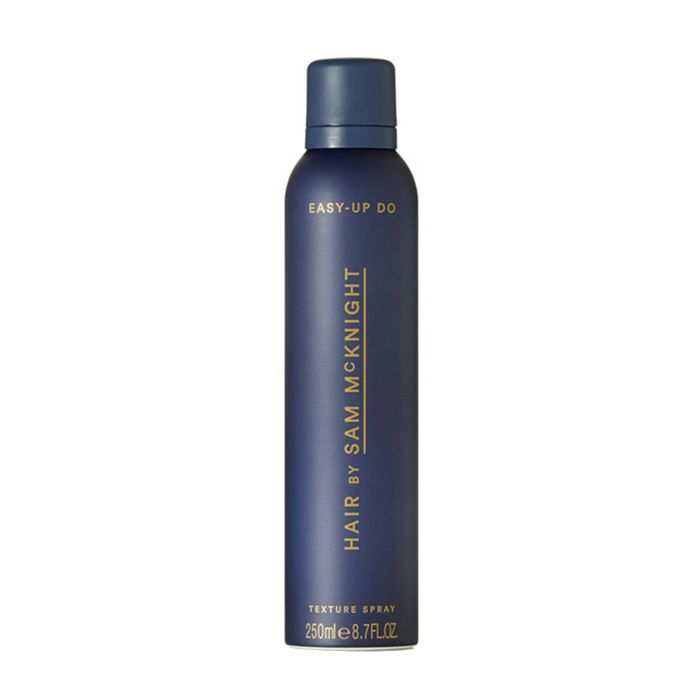 best texturising spray: Sam McKnight Easy Up-Do Texture Spray