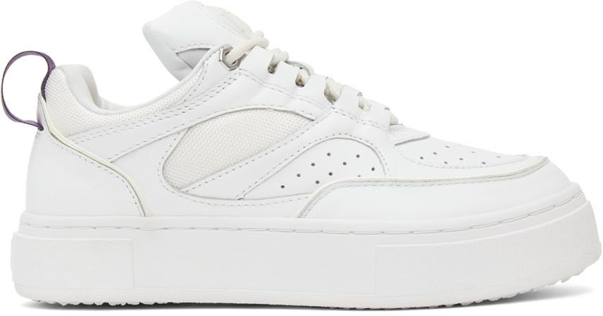 Eytys White Sidney Sneakers