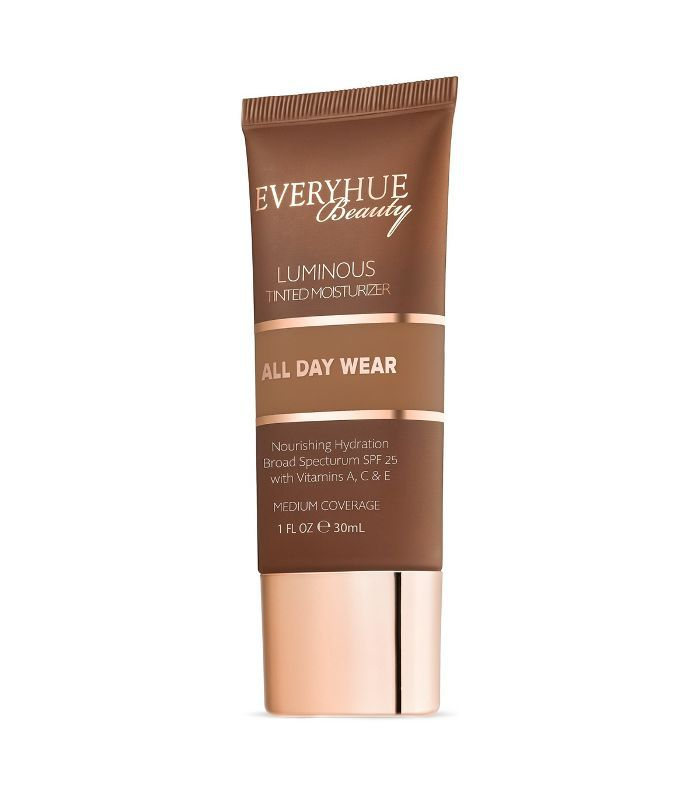 Tinted Medium Coverage Moisturizer