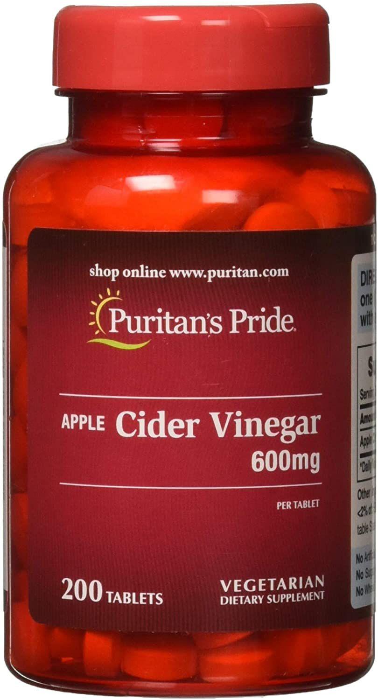 Puritan's Pride Apple Cider Vinegar