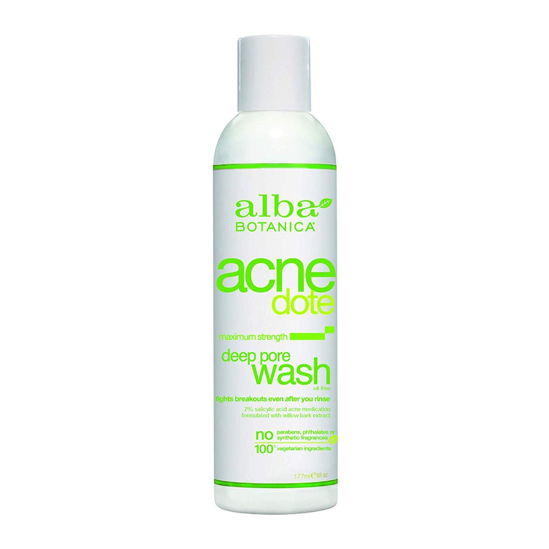 Alba Botanica Acnedote Maximum Strength Deep Pore Wash