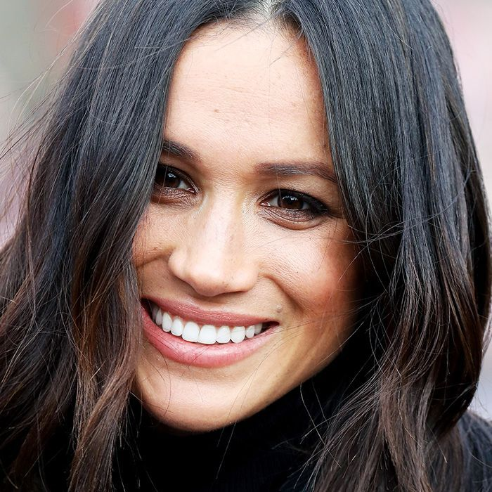What are freckles: Meghan Markle in Edinburgh