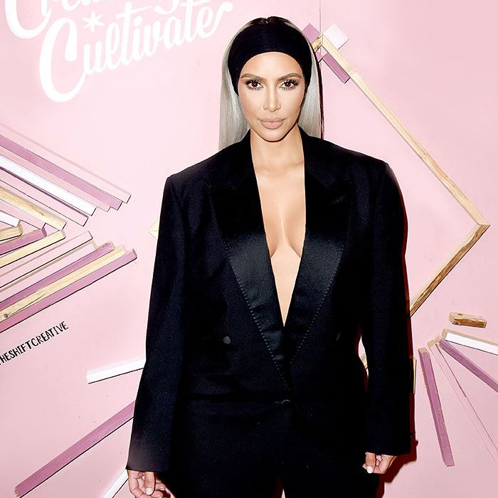 Kim Kardashian at the Create and Cultivate conference