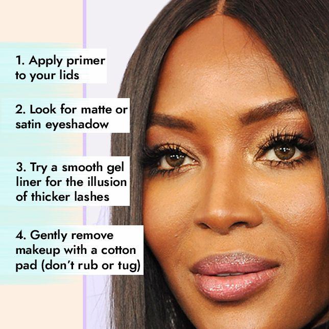 Eye Makeup Tips For Women Over 40