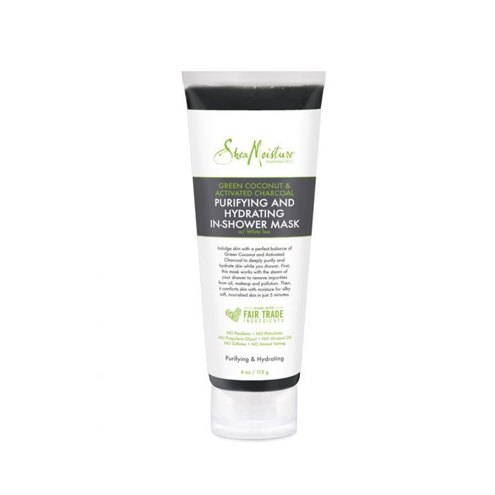 SheaMoisture Green Coconut & Activated Charcoal In-Shower Styler