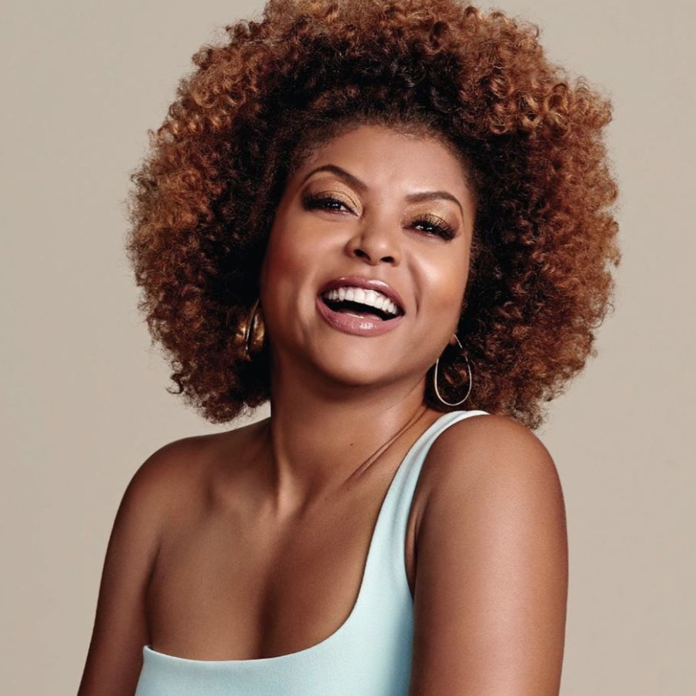 Taraji P. Henson Tells Us Her Hair Secrets (and Why She Has a Meditation Altar)