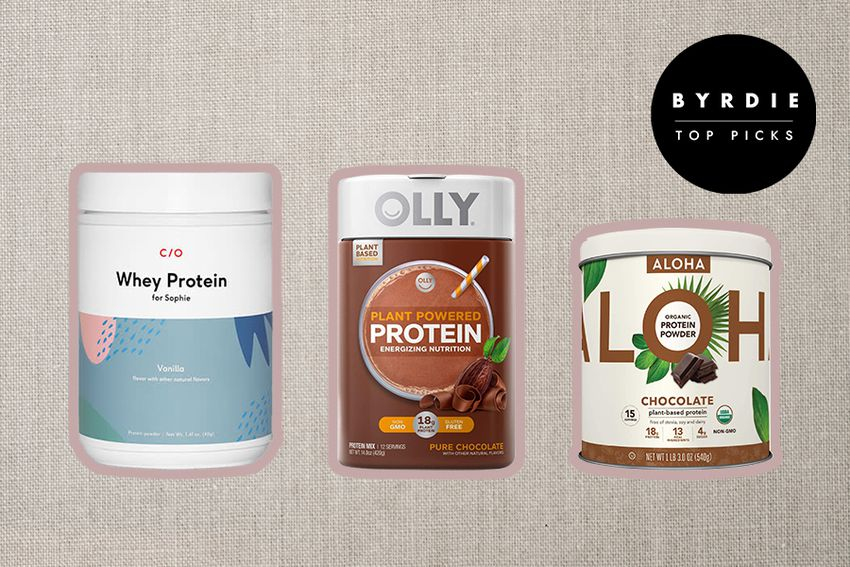 Best Protein Powders Whey Olly