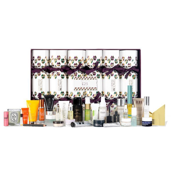 best beauty Christmas crackers: Space NK Christmas Crackers (Gift with Purchase)