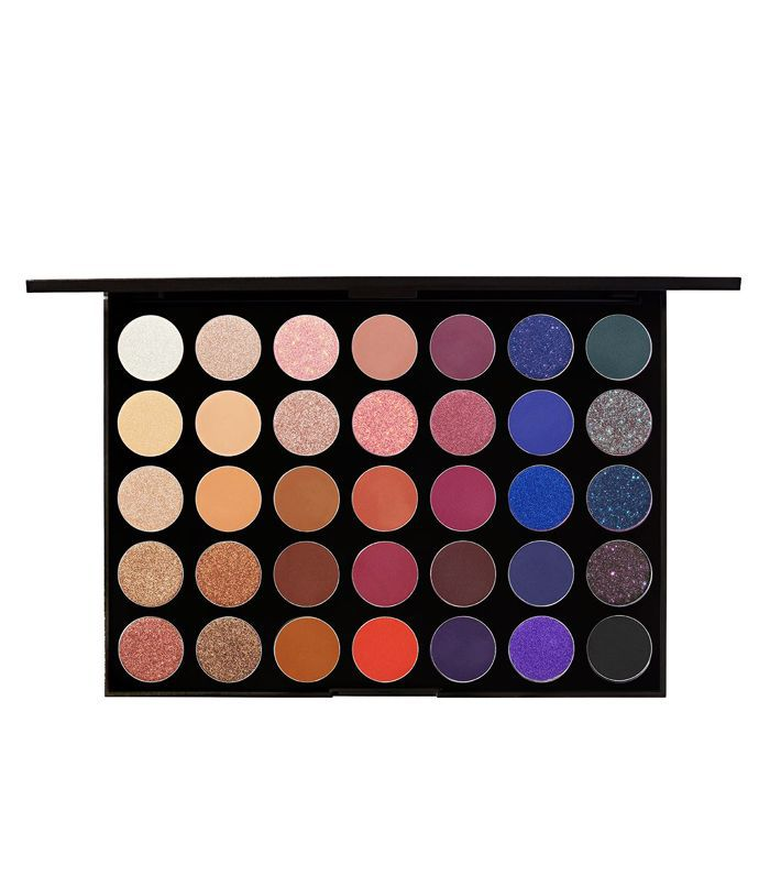 Best Mood Boosting Beauty Products: Morphe 35V Stunning Vibes Artistry Palette
