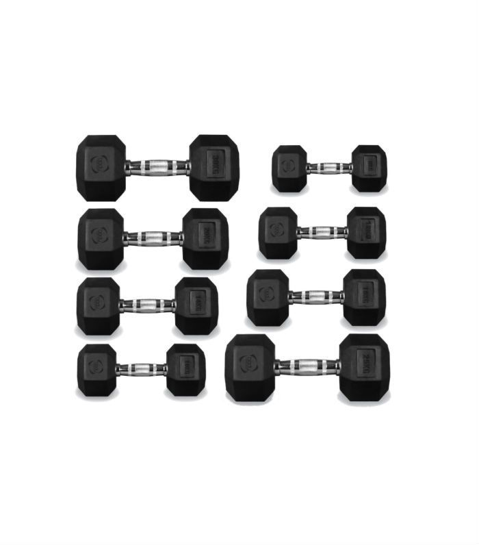 How to tone arms: Body Revolution Hex Dumbbells