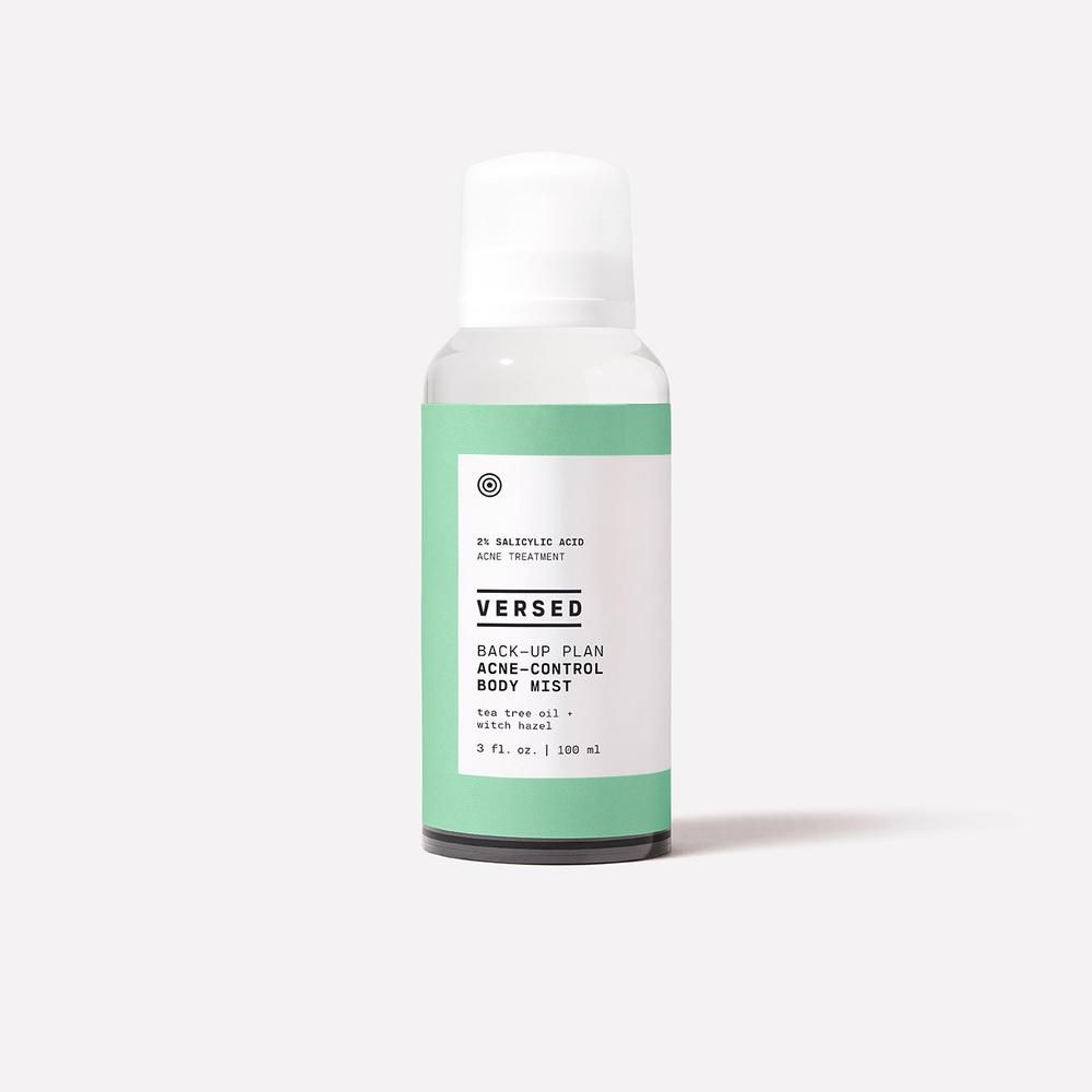 Versed Back-Up Plan Acne-Control Body Mist