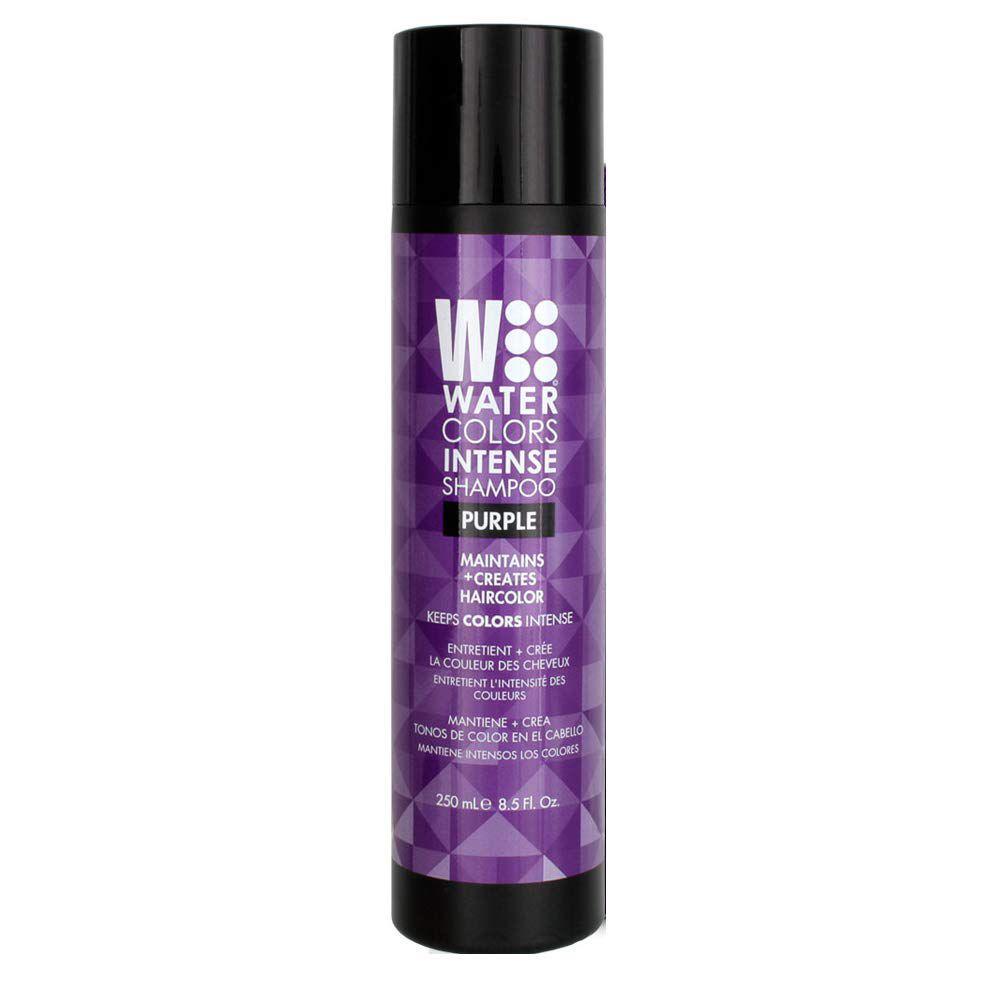 Watercolors Intense Color Shampoo 8.5 oz (Purple)