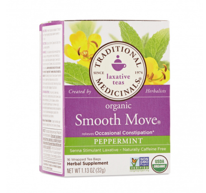 Traditional Medicinals Organic Smooth Move Tea