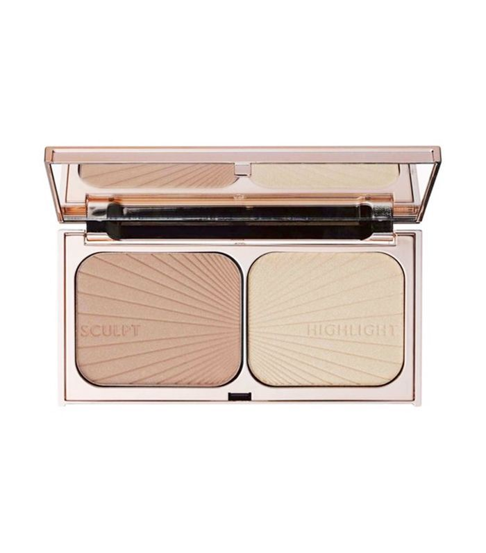 Charlotte Tilbury filmstar bronze and glow - best highlight and contour kits