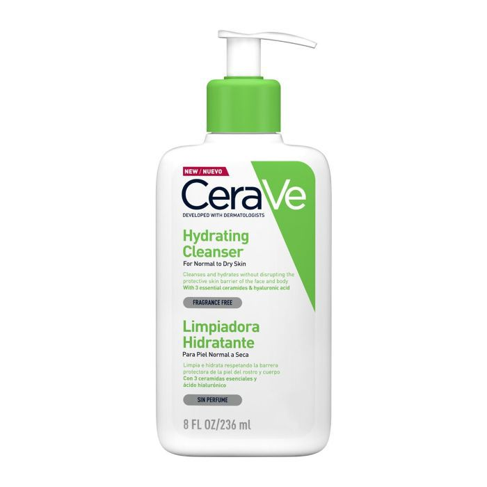 eczema around mouth: CeraVe Hydrating Cleanser