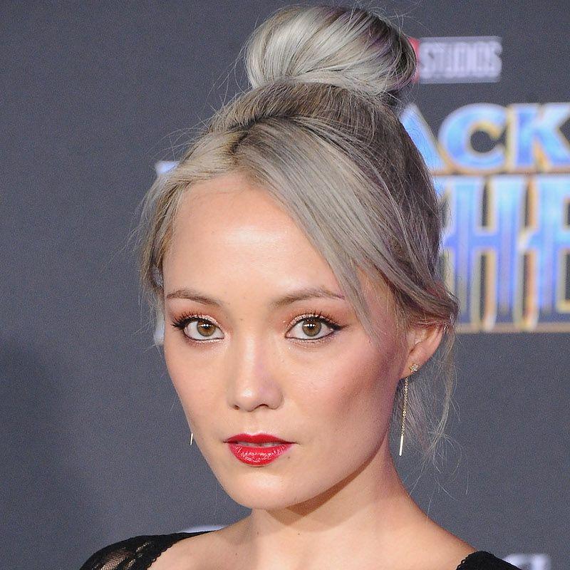 White Blonde Hair Pom Klementieff
