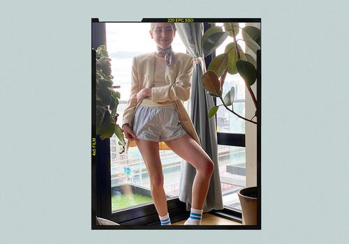 Boxer Shorts Outfits Ideas
