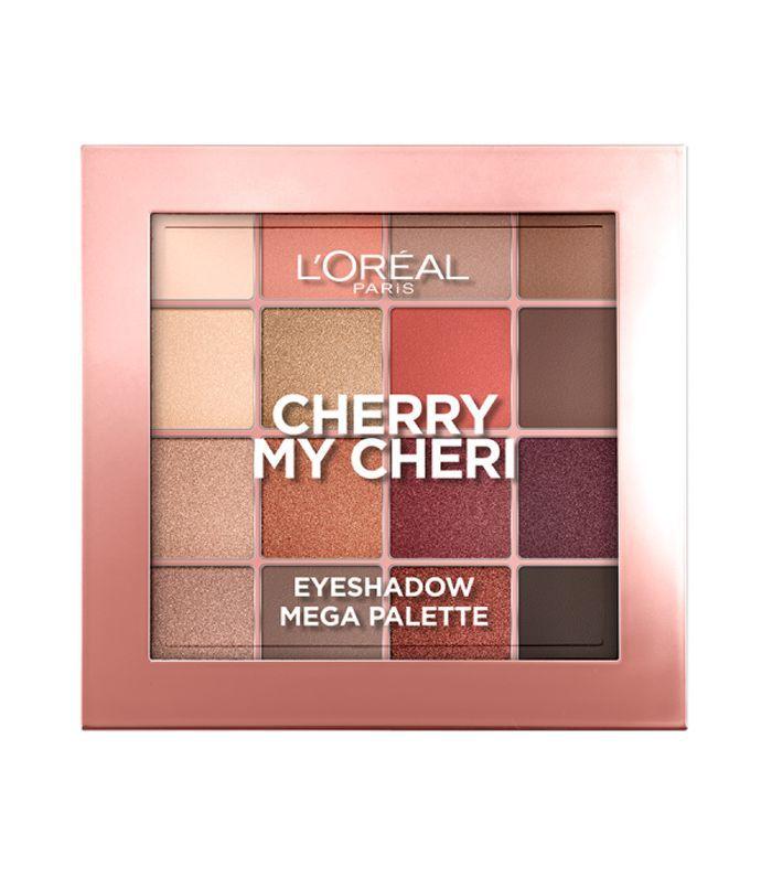 L'Oreal Paris Cherry My Cheri Eye Shadow Palette