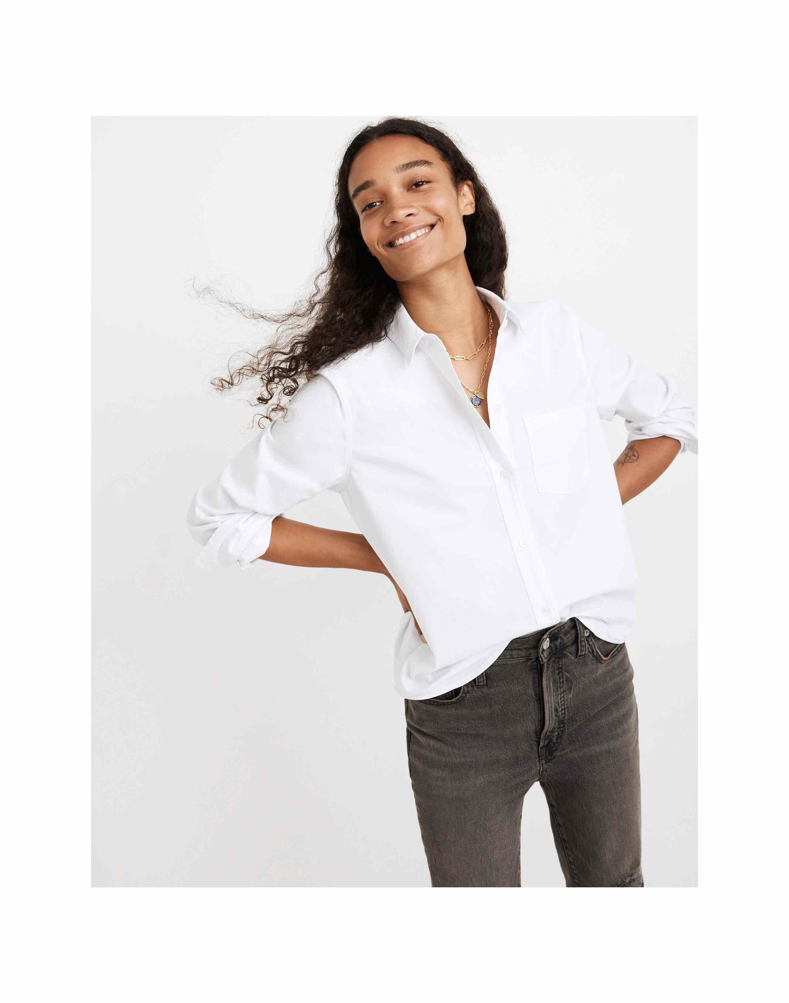madewell-shrunken-button-down-oxford-shirt
