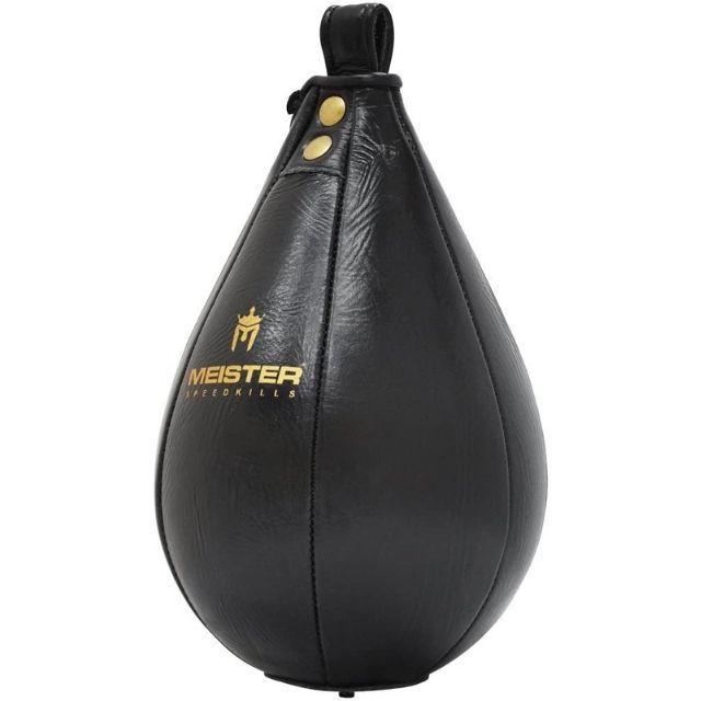 Meister SpeedKills Leather Speed Bag