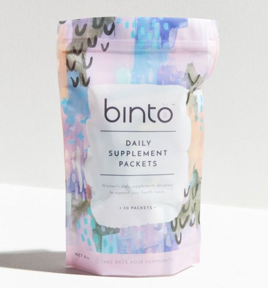 Binto daily supplements