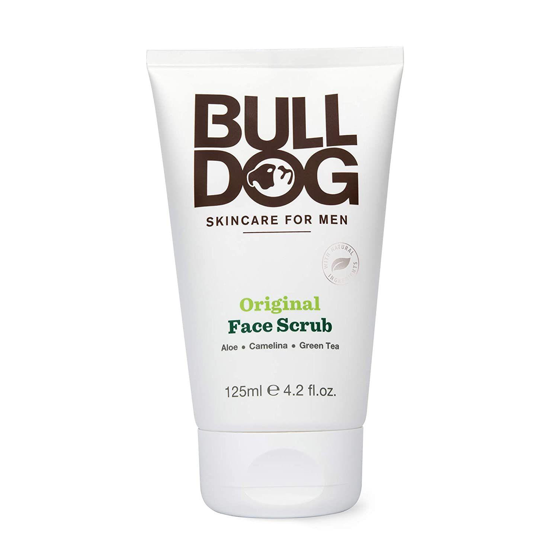 Bulldog Men's Original Face Scrub