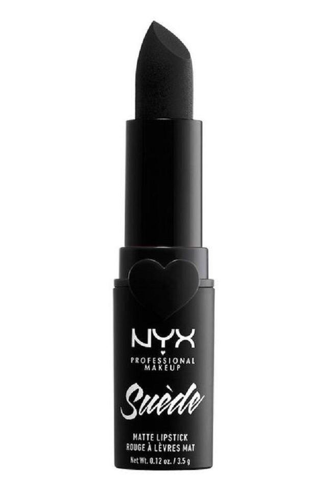 NYX Professional Makeup Suede Matte Lipstick in Alien