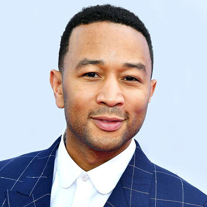 John Legend Talks Toxic Masculinity, Race, and Makeup