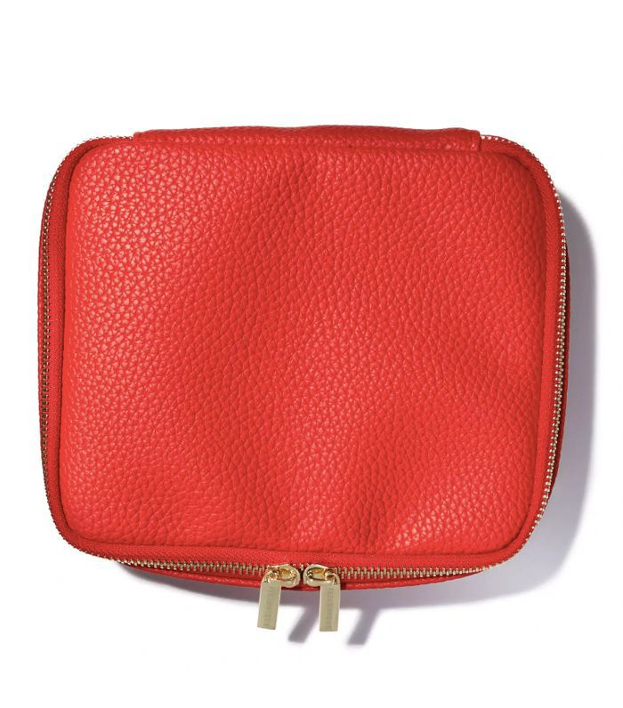 Feelunique Red Makeup Bag