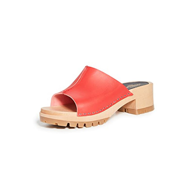 Hasbeens Ann Low Clogs