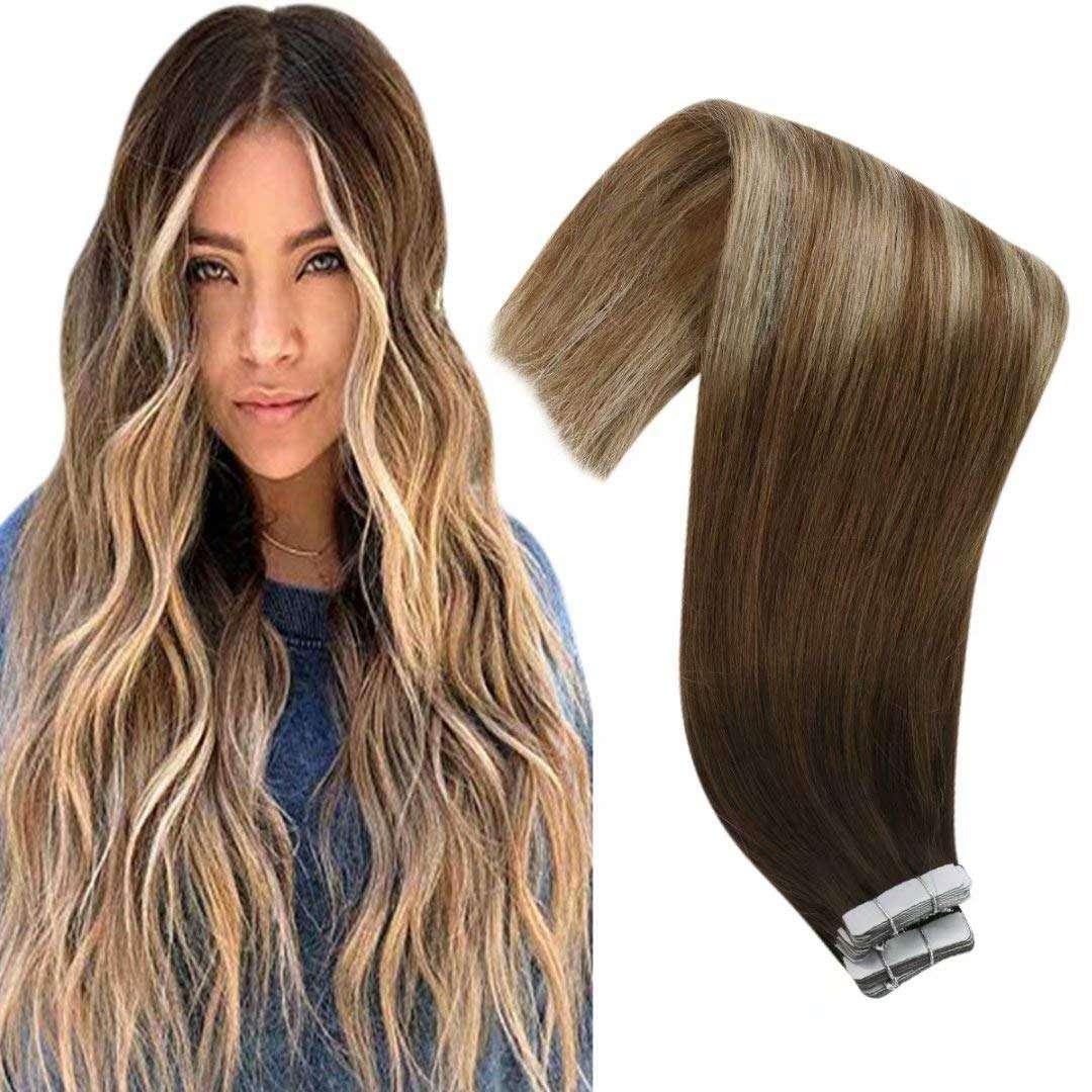 VeSunny Tape In Hair Extensions