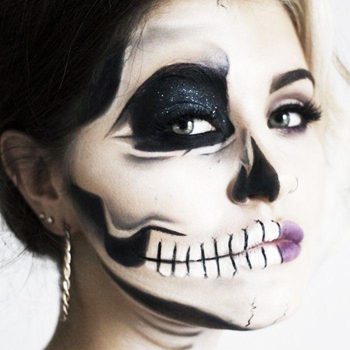 Half-skeleton