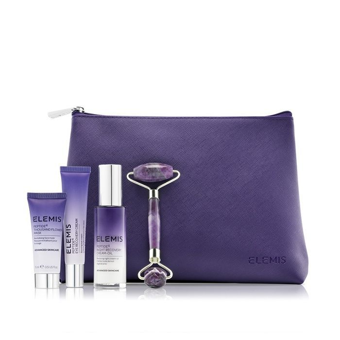 Elemis Peptide 24/7 Amethyst Face Roller Collection