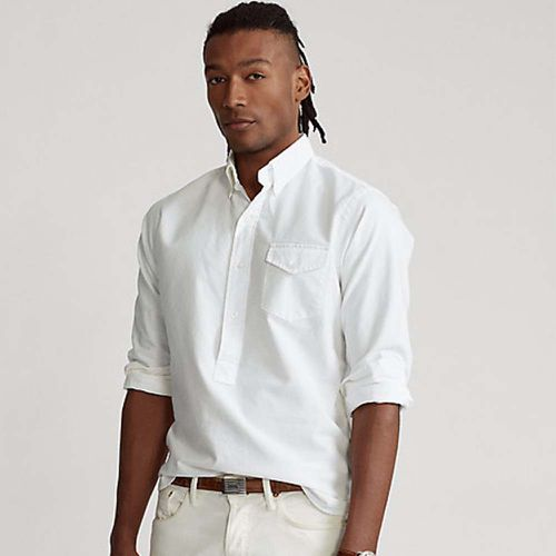 Classic Fit Oxford Popover Shirt ($98.50)
