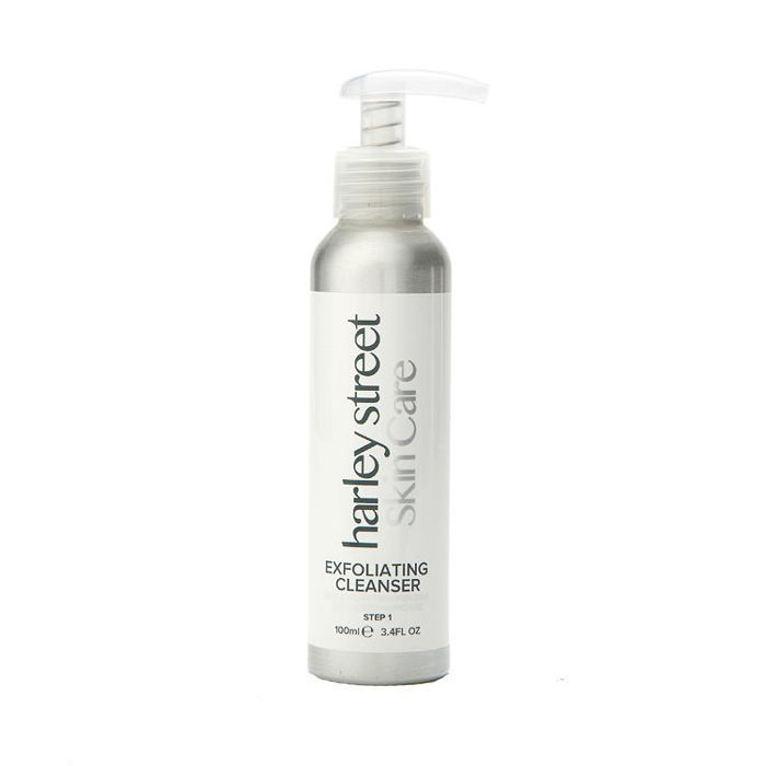 Harley Street Skin Care Exfoliating Cleanser