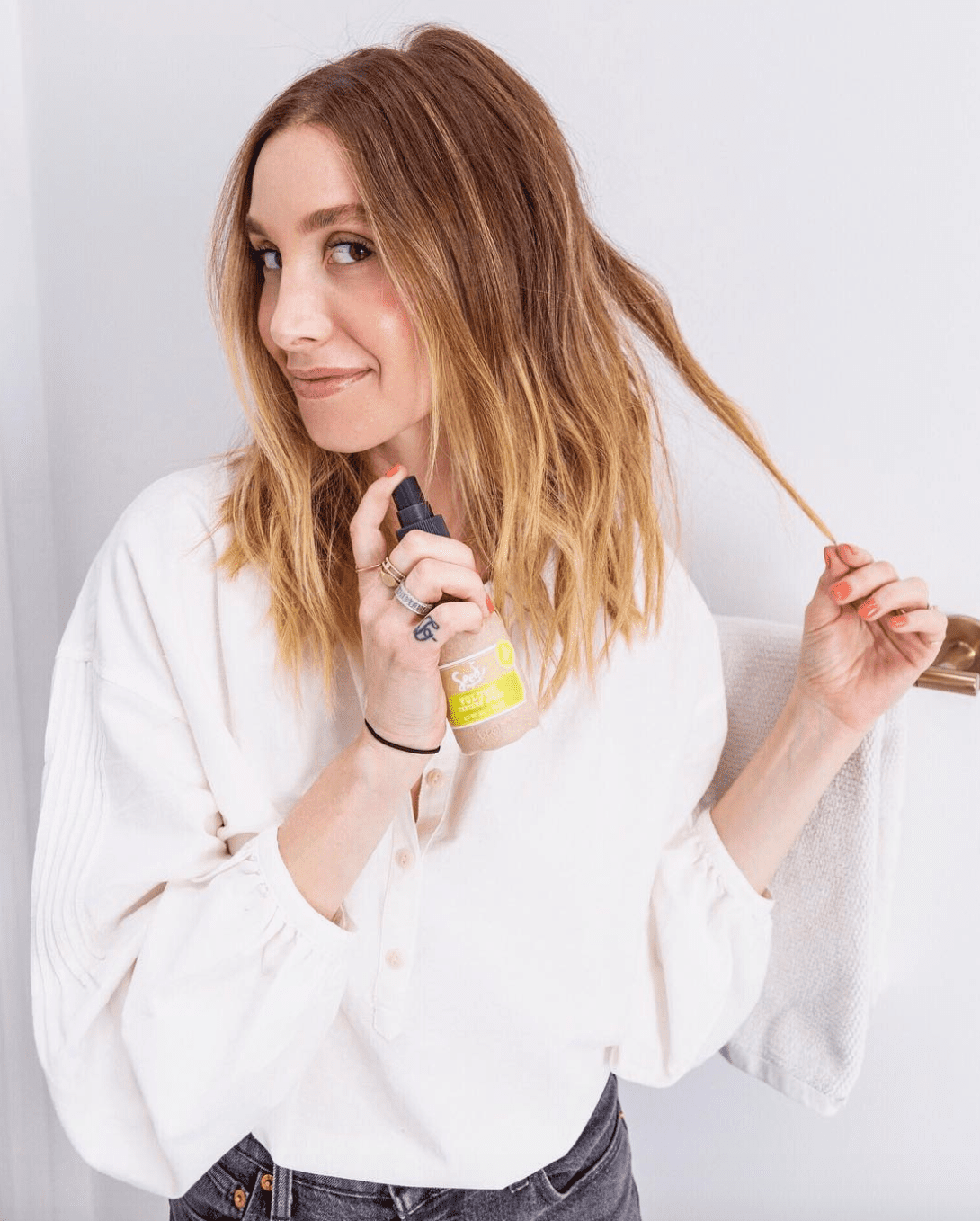 Whitney Port S Entire Beauty Routine