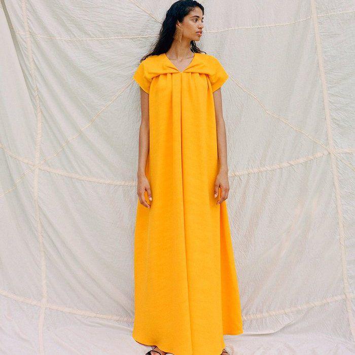 Tove Anna Dress Yellow