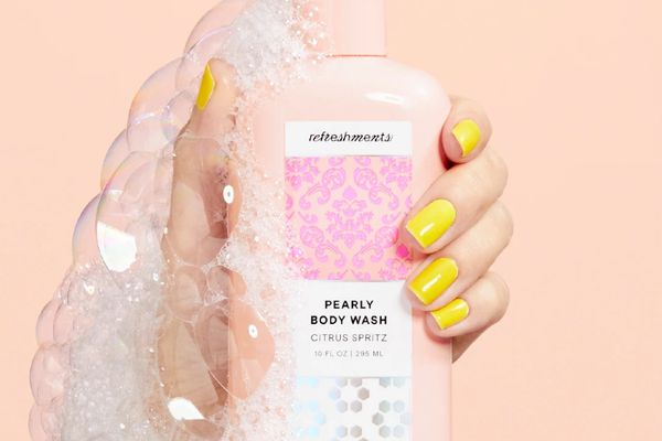 Pearly Body Wash