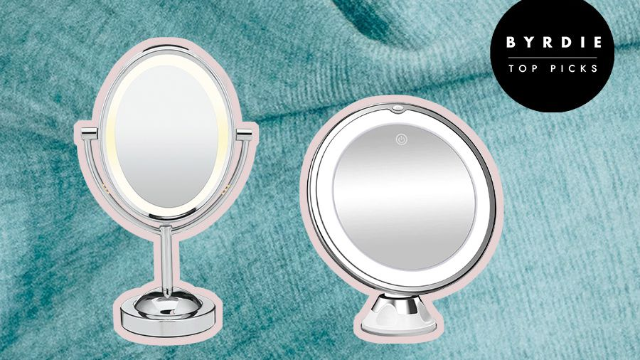 The 11 Best Lighted Makeup Mirrors In 2021, Best Makeup Mirrors Canada
