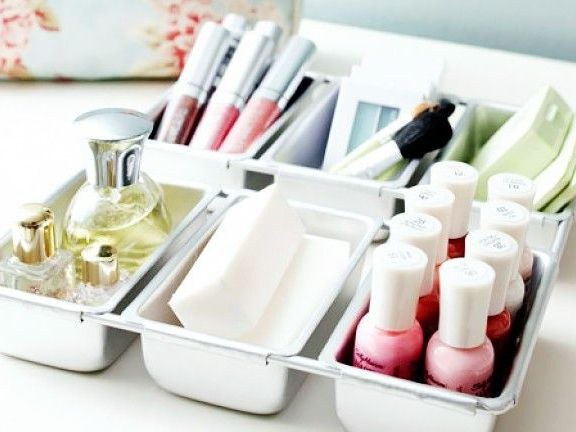 6 Makeup Storage Tips From A