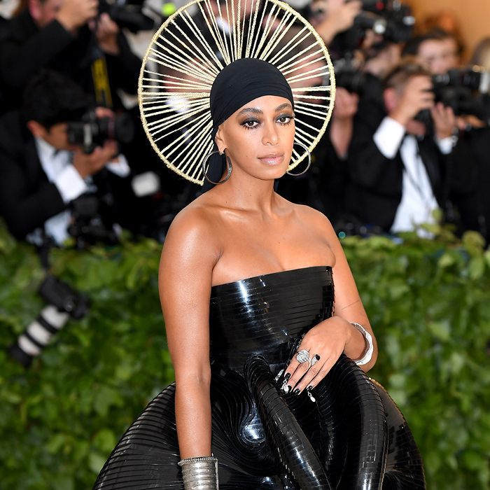 Solange at the 2018 Met Gala