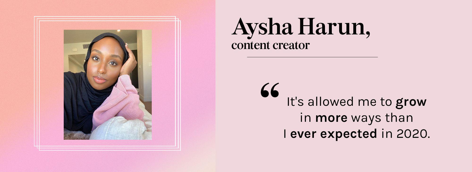 Aysha Harun