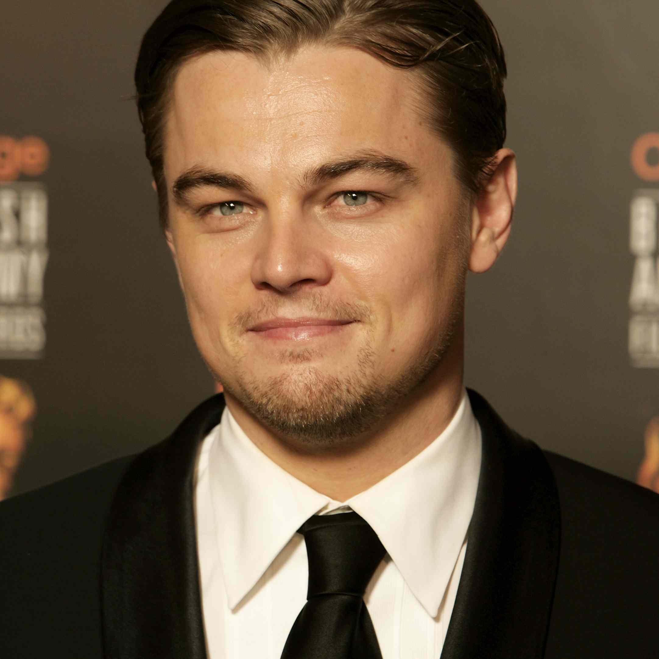 Leonardo DiCaprio Hair 2007