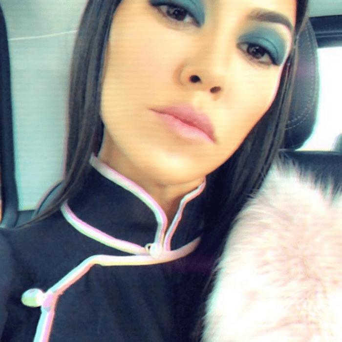 Kourtney Kardashian Best Makeup Looks