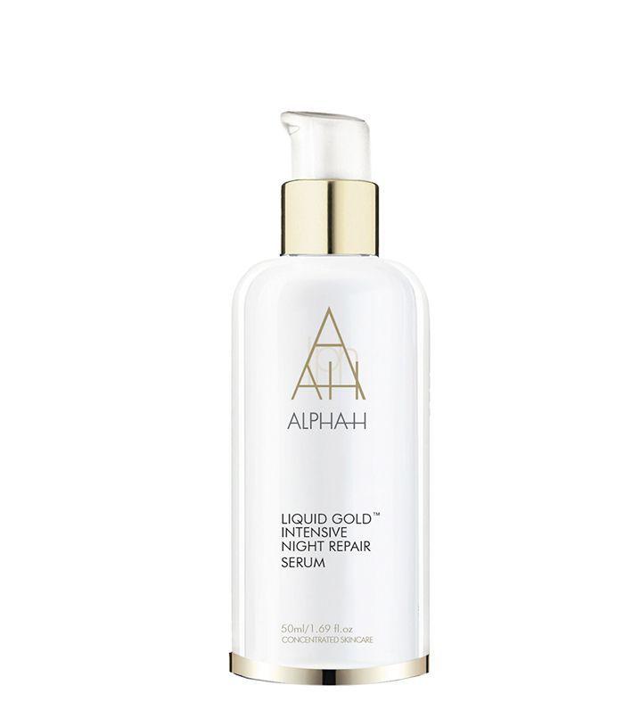 Best Night Serum: Alpha-H Liquid Gold Intensive Night Repair Serum