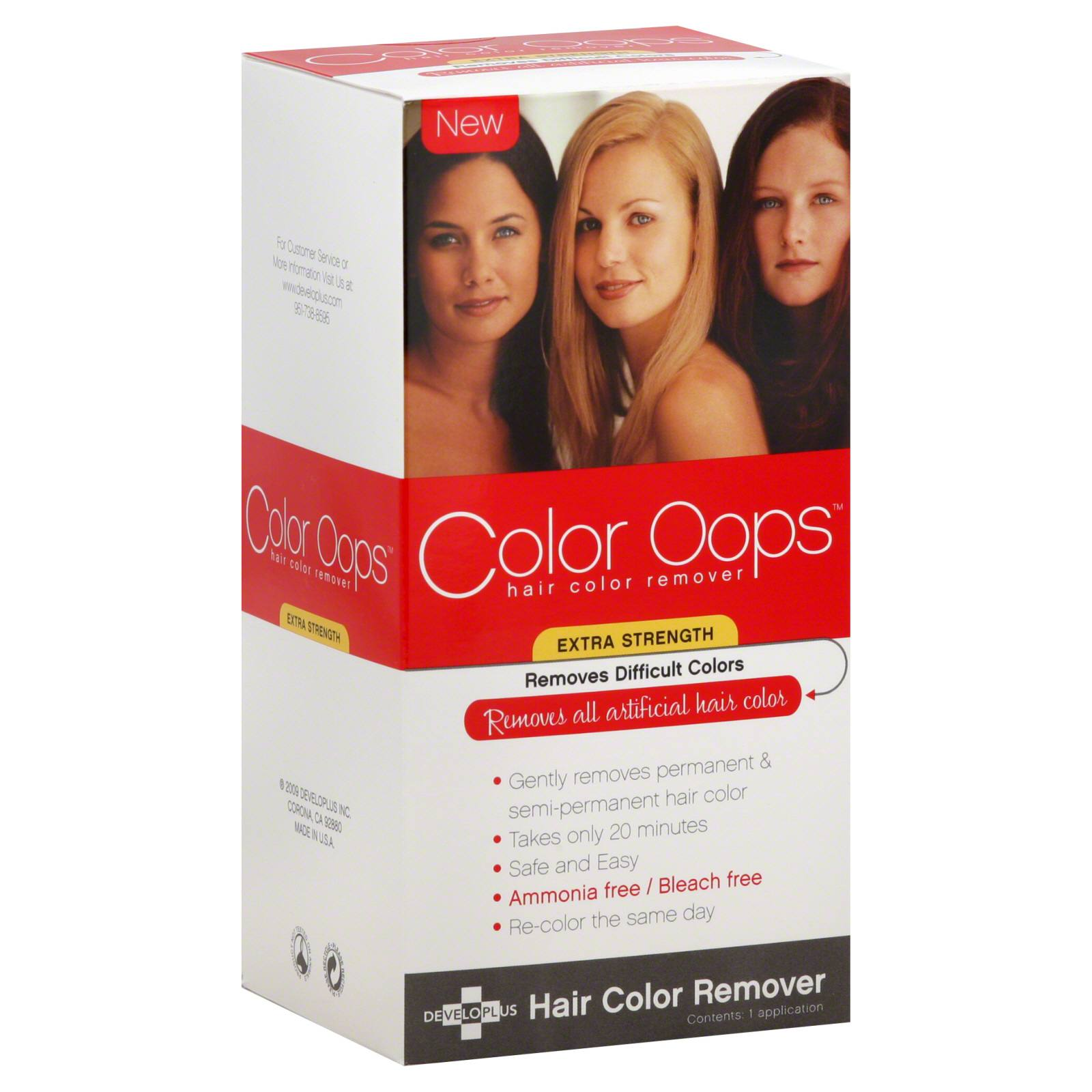 Best Hair Color Removers and Correctors