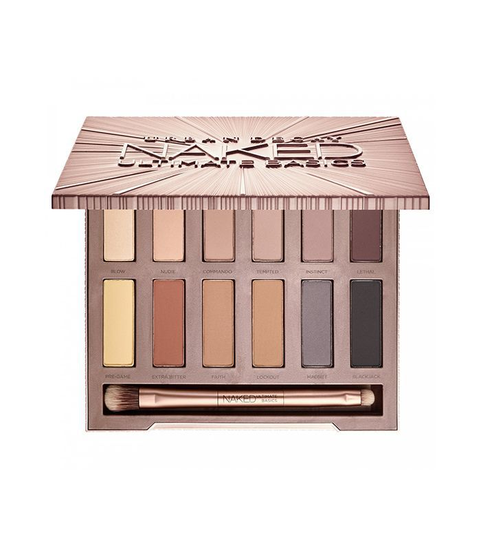 Urban Decay Naked Ultimate Basics Eyeshadow Palette - matte eyeshadow palette