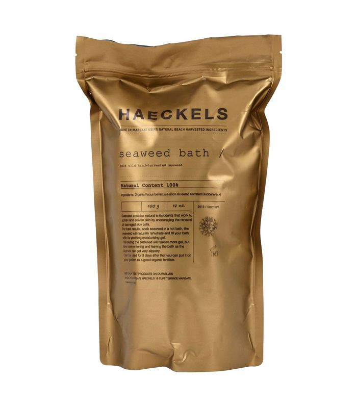 skincare trends 2018: Haeckels Traditional Seaweed Bath