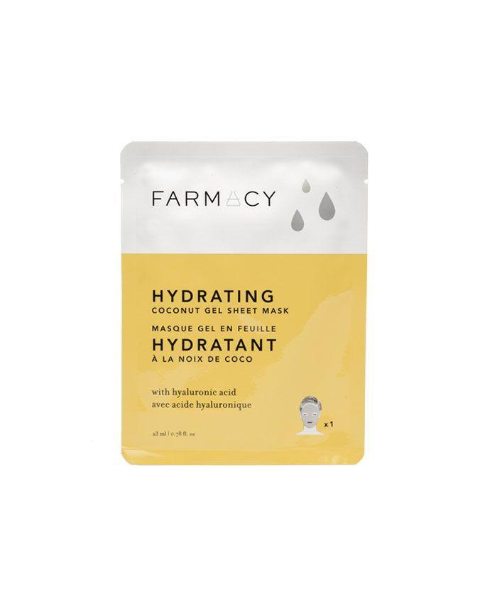Coconut Gel Sheet Mask - Hydrating 0.78 oz/ 23 mL